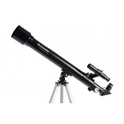 تلسکوپ شکستی 50 میلیمتری (سلسترون) PowerSeeker 50AZ