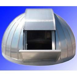 گنبد رصدخانه فلزی 2.2 متری (تک جداره)