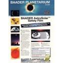 فیلتر مایلار رصد خورشید 10x14 سانتیمتر - AstroSolar Safety Film (10cmx14cm) ND 5.0