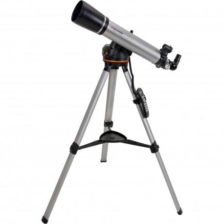 تلسکوپ شکستی 90 میلیمتری جستجوی خودکار - 90LCM Computerized Telescope