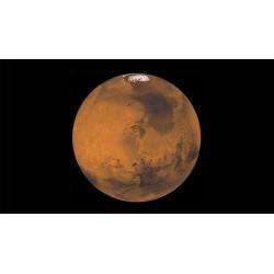 تابلو سیاره مریخ - Mars