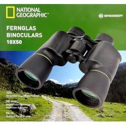 دوربین دوچشمی 10x50 نشال جئوگرافی مدل فرنگلاس - National Geographic Fernglas 10x50 Bak4 Porro Prism