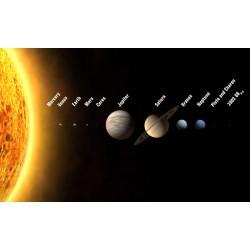 تابلو منظومه خورشیدی - Solar System
