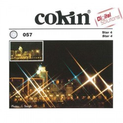 Cokin P57 Star Filter 4, P-Series