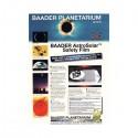 فیلتر مایلار رصد خورشید (تلسکوپ شکستی 50 تا 80 میلیمتر)