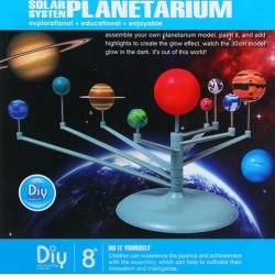 ماکت منظومه شمسی - Solar Syestem Planetarium