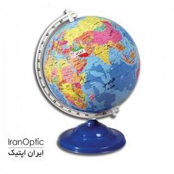 کره جغرافیایی زمین - قطر 130mm